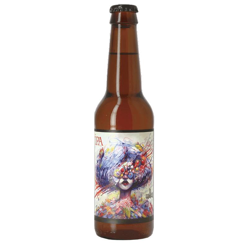 Bière IPA - Brasserie La Débauche