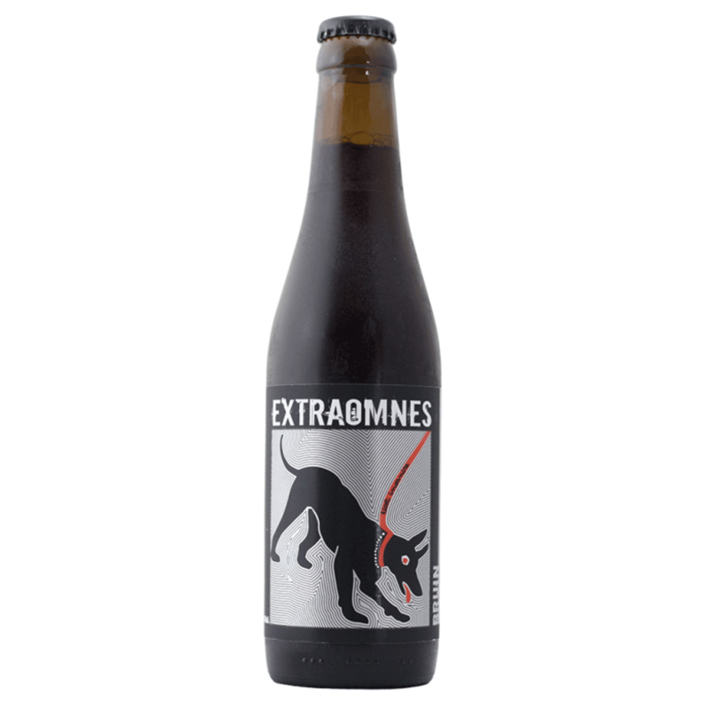 Bière Extraomnes Bruin - Brasserie Extraomnes