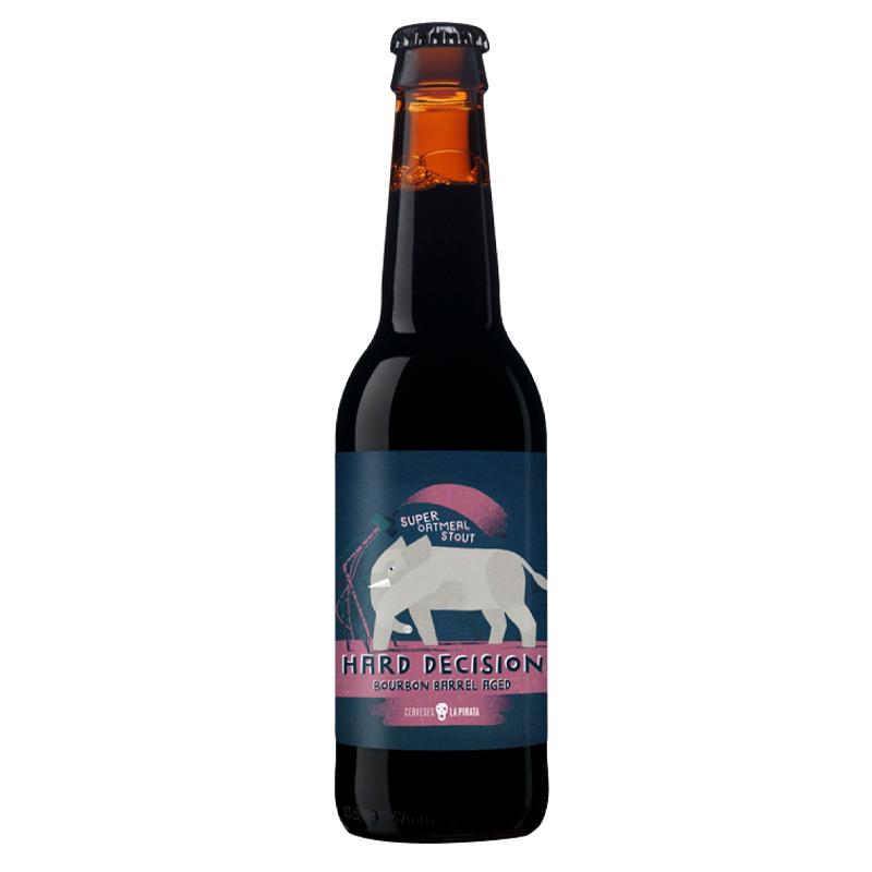 Bière Hard Decision - Brasserie La Pirata