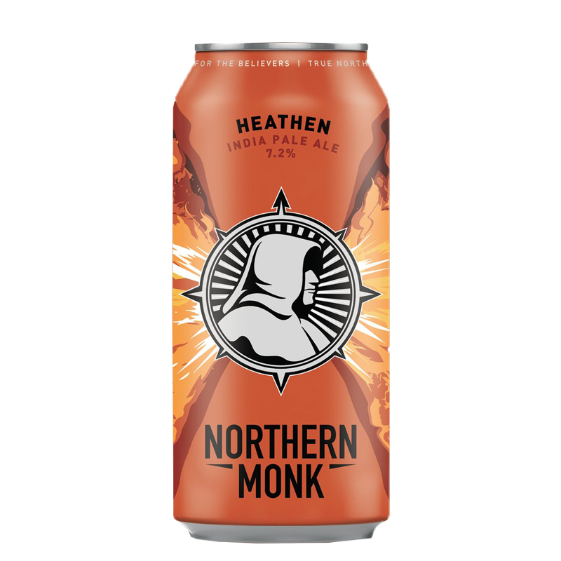 Bière Heathen  - Brasserie Northern Monk