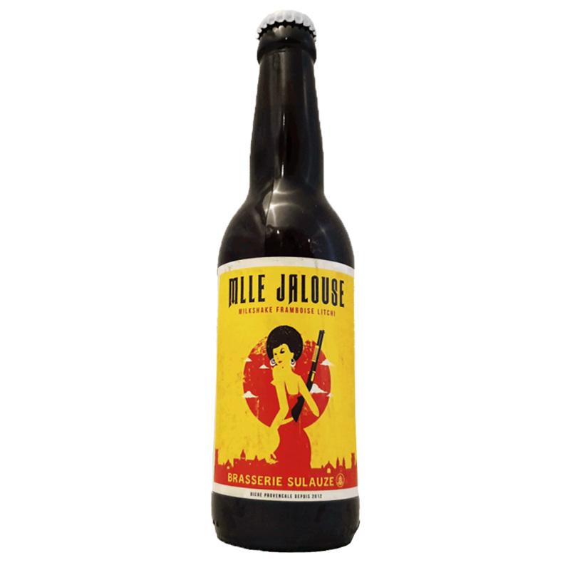 Bière Mlle Jalouse - Brasserie Sulauze