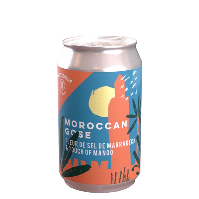 Bière Morroccan Gose - Brasserie White Frontier