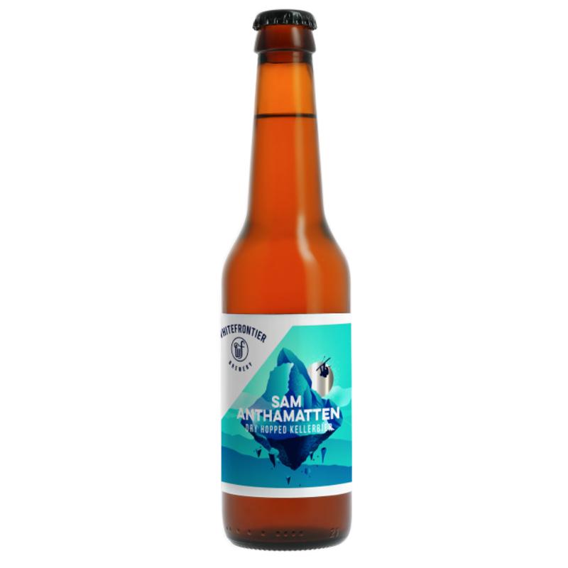 Bière Sam Anthamatten - Brasserie White Frontier