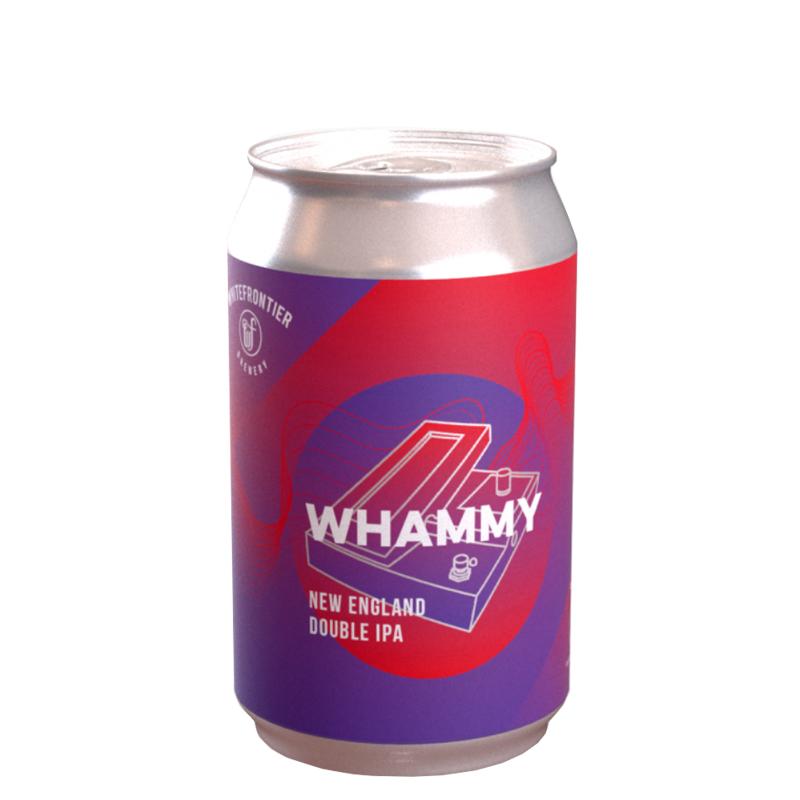 Bière Whammy - Brasserie White Frontier