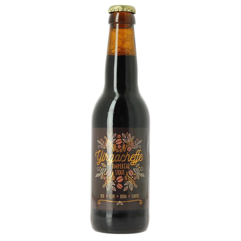 Bière Yirgacheffe - Brasserie Craig Allan
