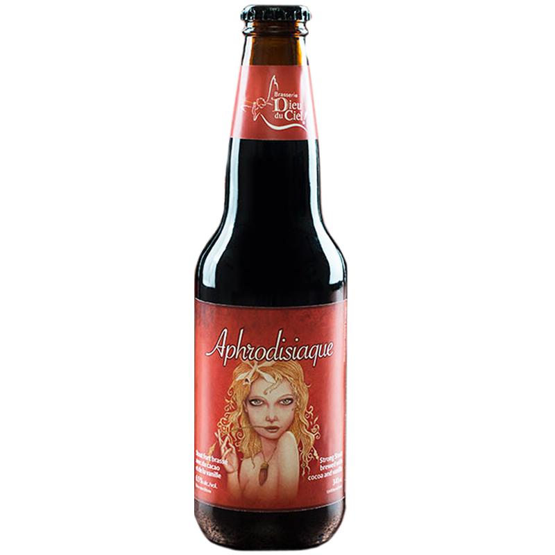 Bière Aphrodisiaque - Brasserie Dieu du Ciel !