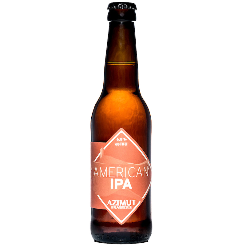 Bière American IPA - Brasserie Azimut