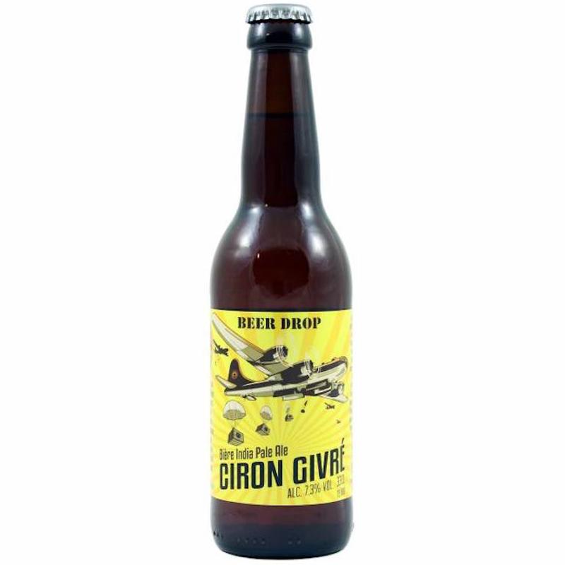 Bière Citron Givré - Brasserie Grand Paris