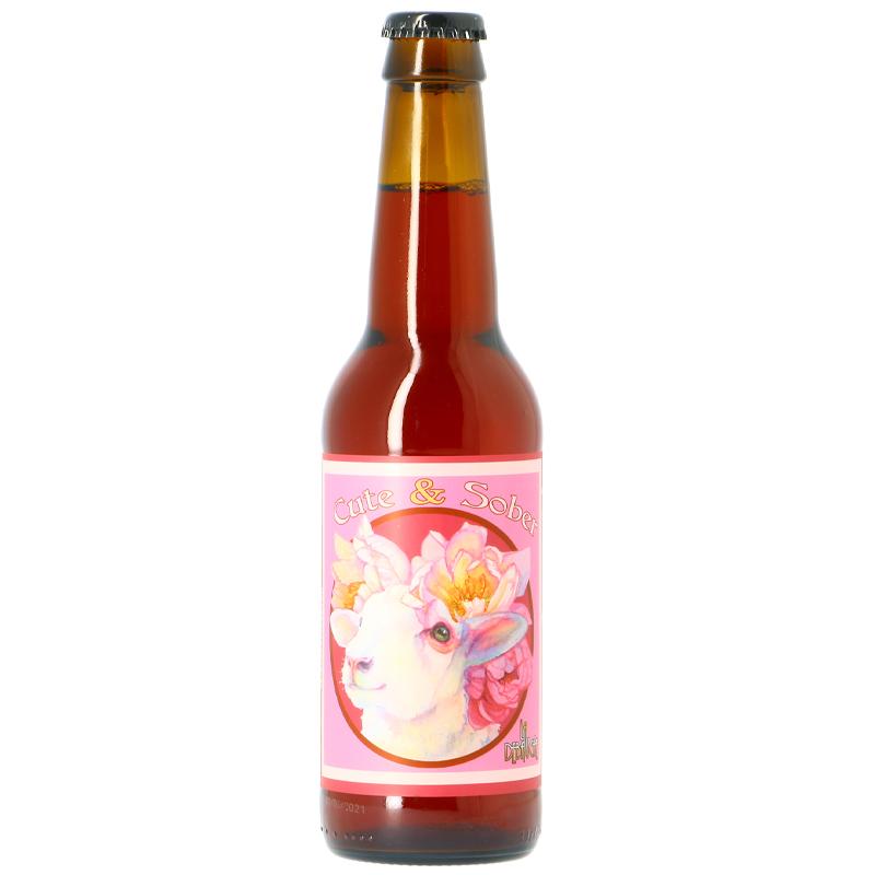 Bière Cute Sober - Brasserie La Débauche