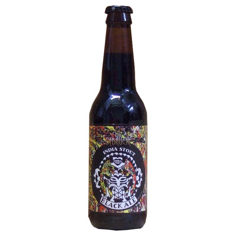 Bière India Stout - Brasserie La Débauche