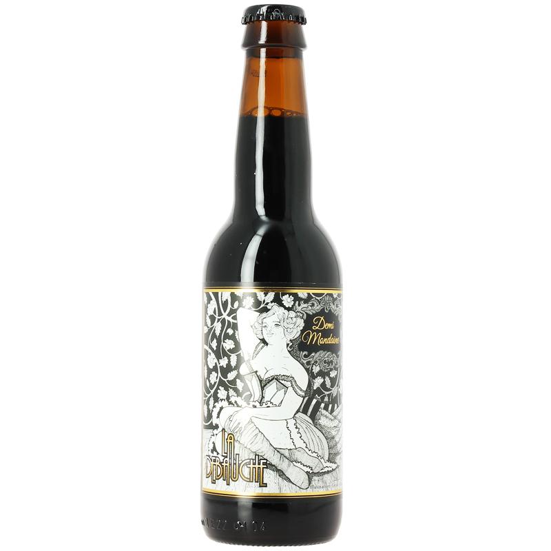 Bière Demi-Mondaine - Brasserie La Débauche