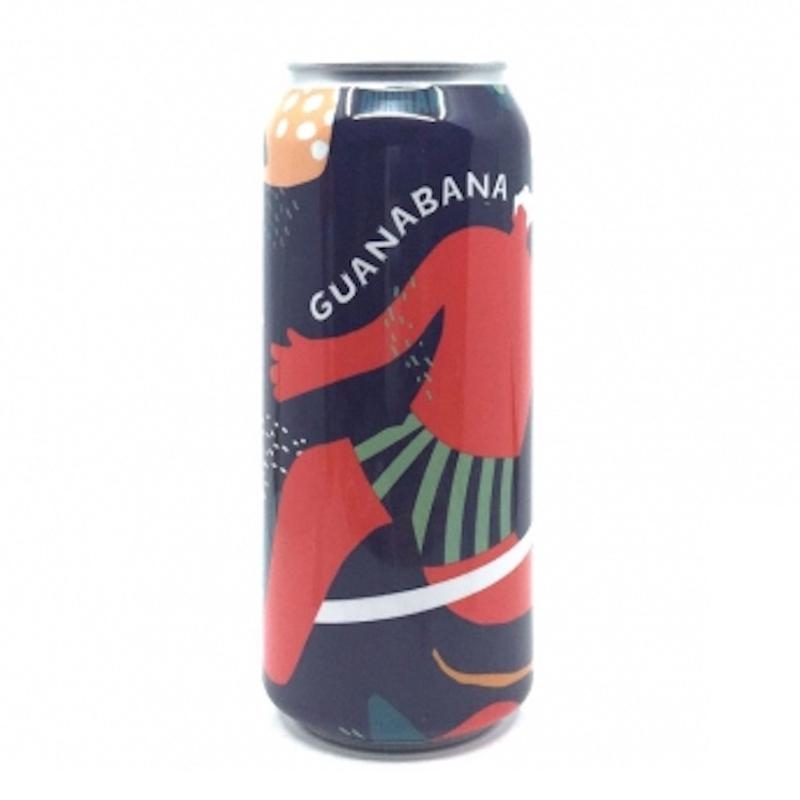 Bière Guanabana - Brasserie Dunham