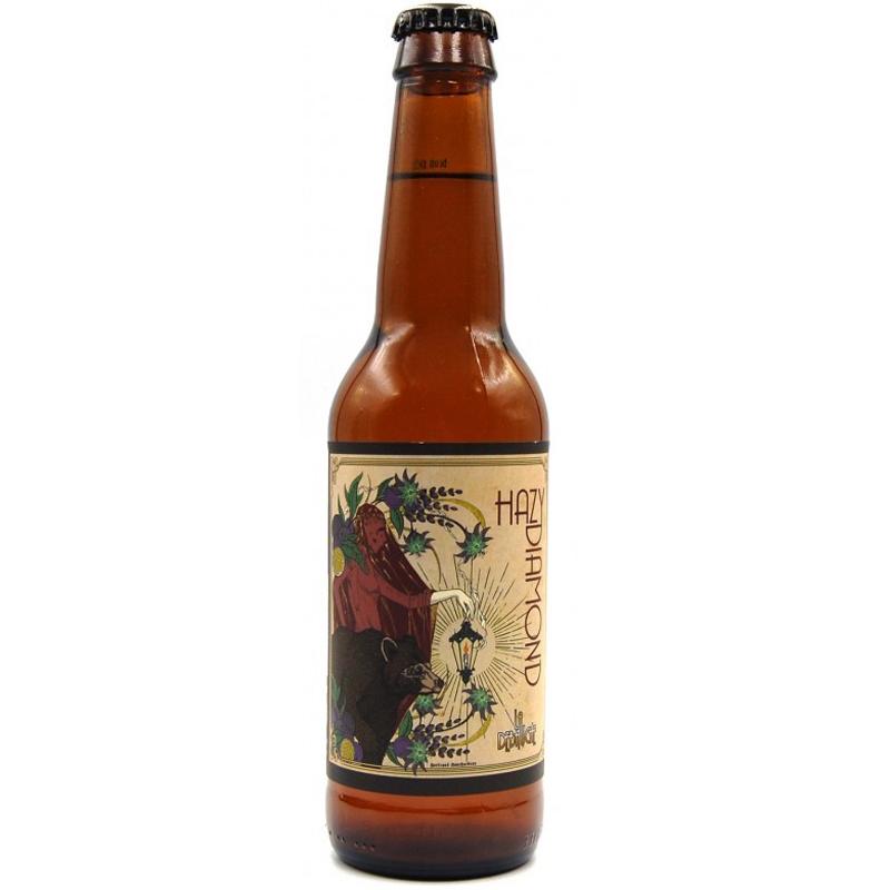 Bière Hazy Diamond - Brasserie La Débauche