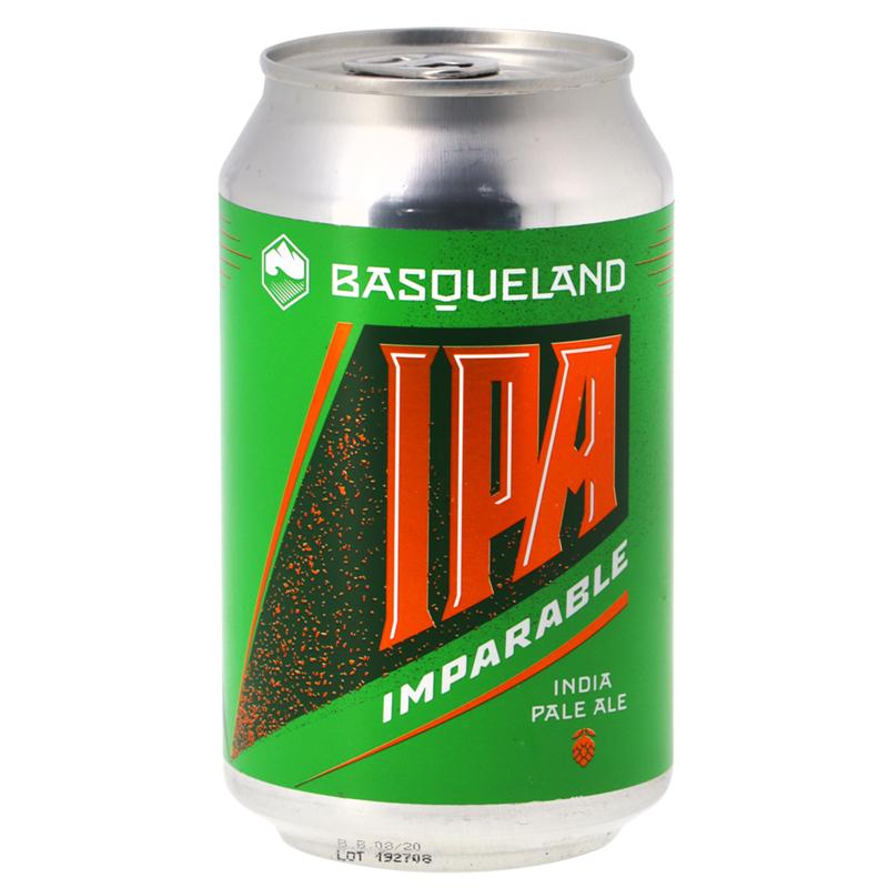 Bière Imparable - Brasserie Basqueland