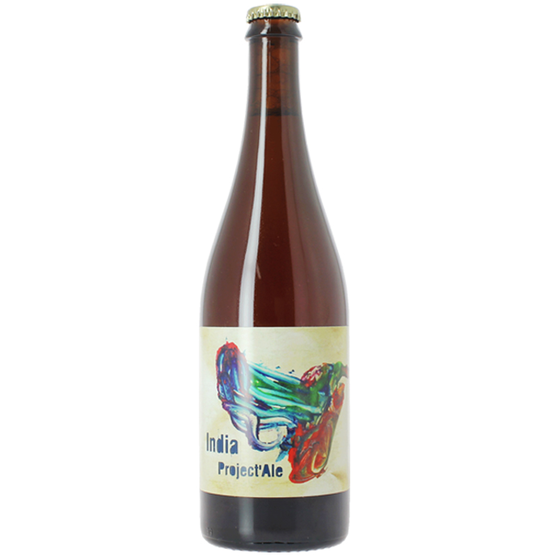 Bière India Project Ale - Brasserie Craig Allan