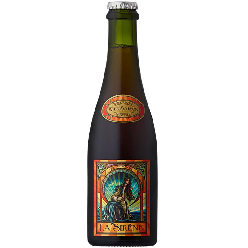 Bière Wild Saison - Brasserie La Sirène Brewing
