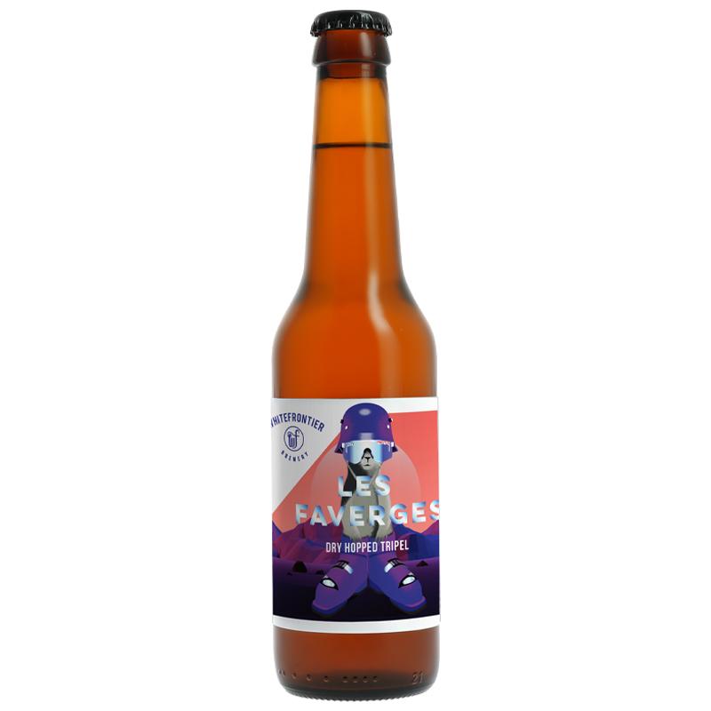 Bière Les Faverges - Brasserie White Frontier