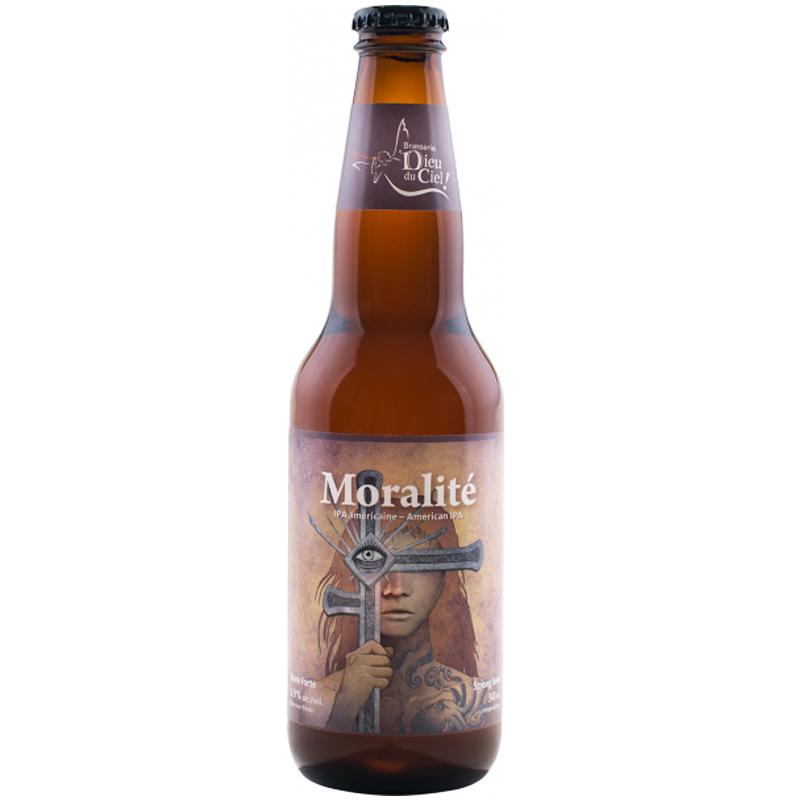 Bière Moralité - Brasserie Dieu du Ciel !