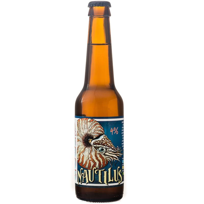 Bière Nautilus - Brasserie ZooBrew