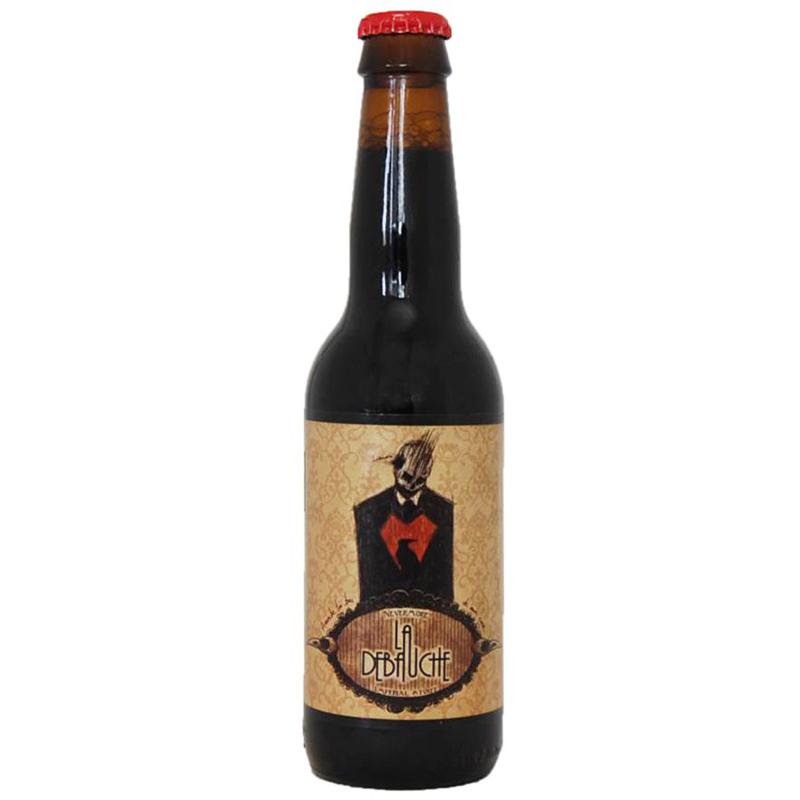 Bière Nevermore - Brasserie La Débauche