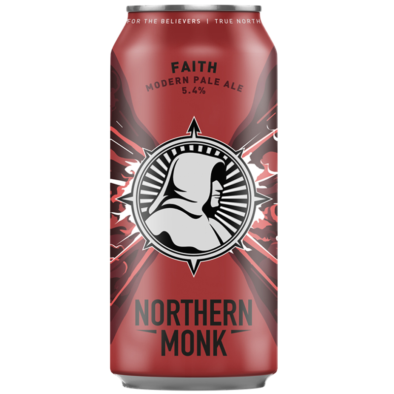Bière Faith - Brasserie Northern Monk