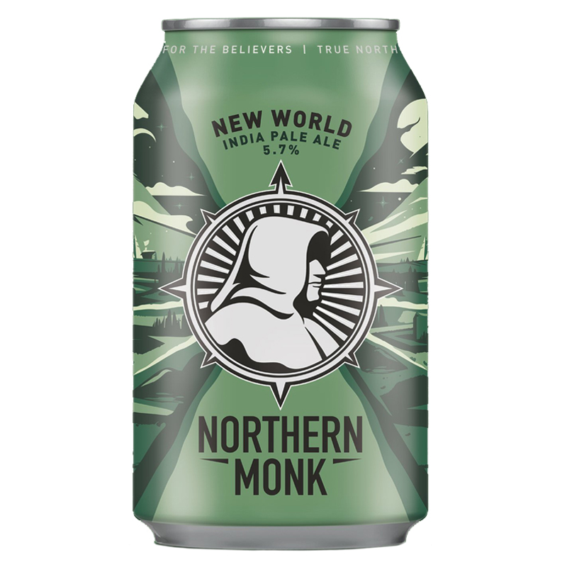 Bière New World - Brasserie Northern Monk