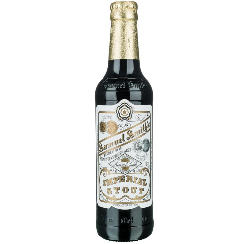 Bière Imperial Stout - Brasserie Samuel Smith