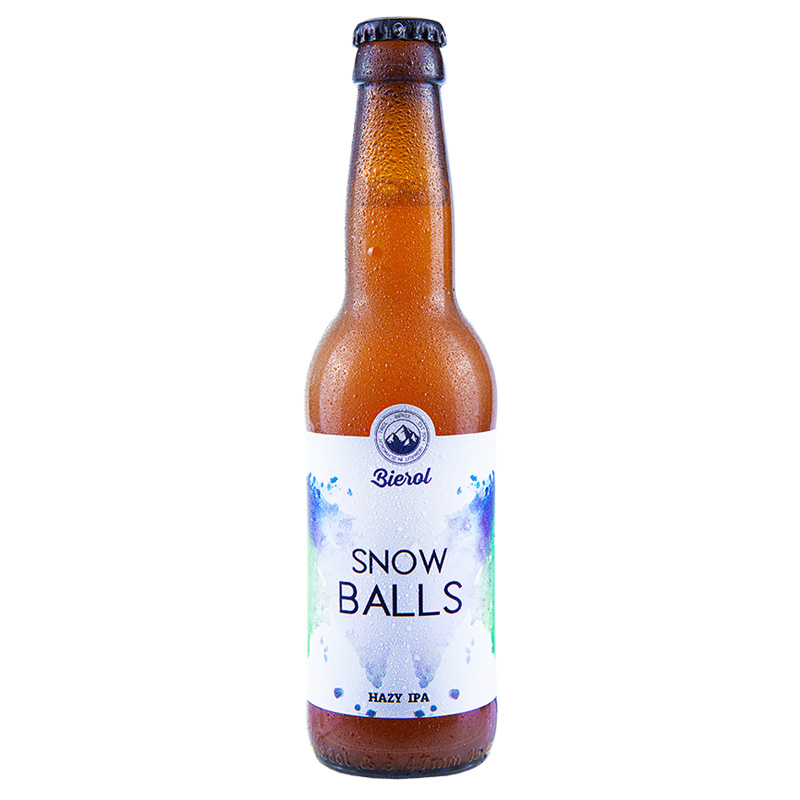 Bière Snow Balls - Brasserie Bierol