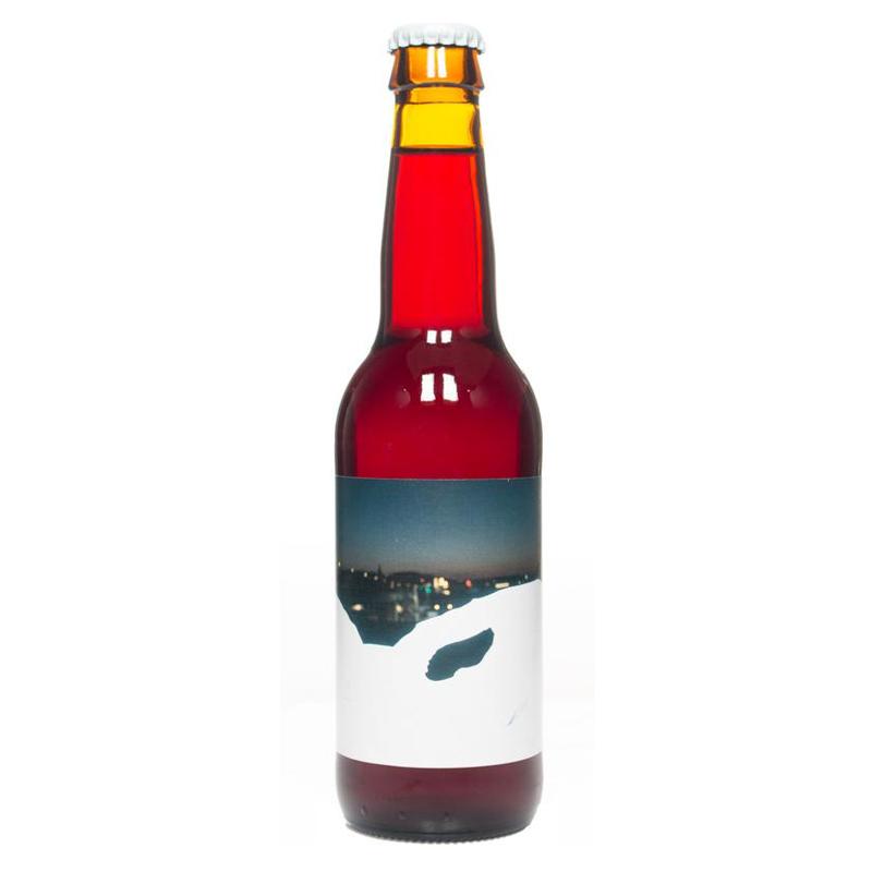 Bière 1 ton of... Cherry - Brasserie To Øl