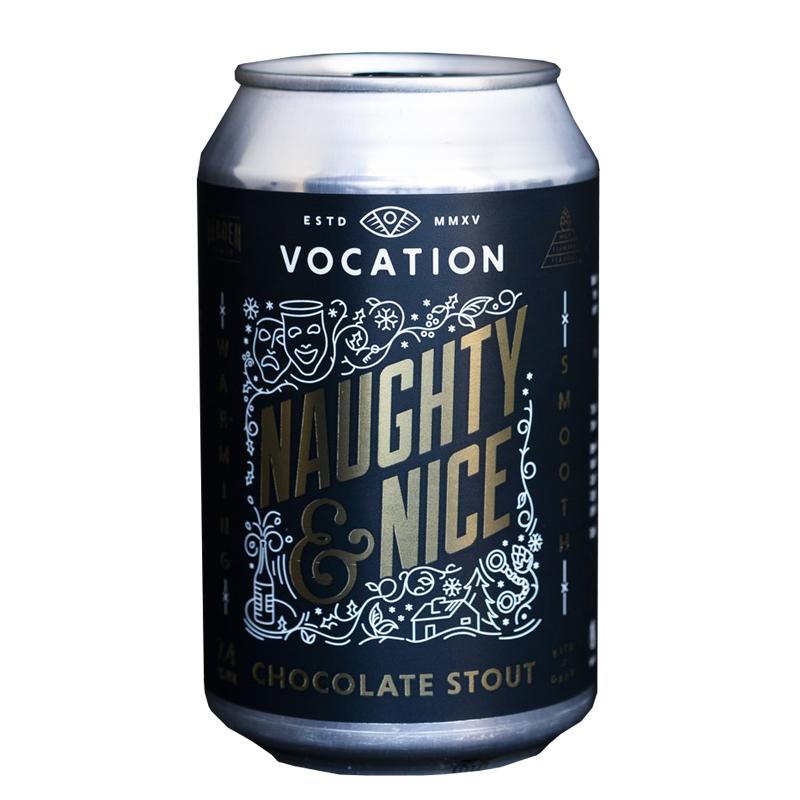 Bière Naughty & Nice - Brasserie Vocation