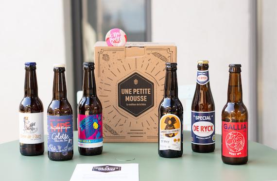 Box Bières Mai 2021 Une Petite Mousse