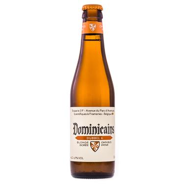 Dominicains Dubbel - Brasserie des 3F - Une Petite Mousse