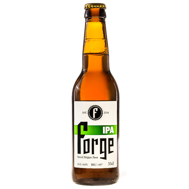 Forge IPA - Brasserie des 3F - Une Petite Mousse