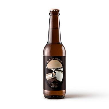 Munica Brune 2 - Bières Georges - Une Petite Mousse
