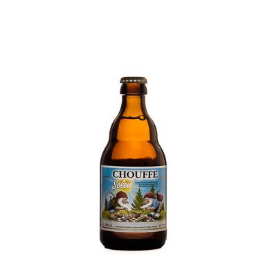 Chouffe Soleil - Achouffe - Une Petite Mousse