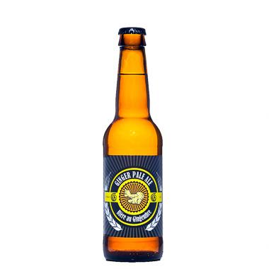 Ginger Pale Ale - An Alarc'h - Une Petite Mousse