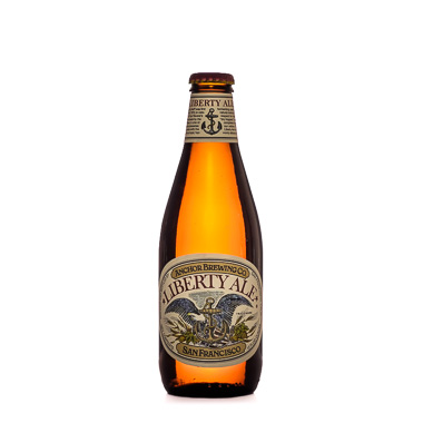 Anchor Liberty Ale - Anchor Brewing Company - Une Petite Mousse