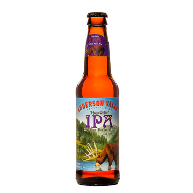 Hop Ottin IPA - Anderson Valley Brewing Co.  - Une Petite Mousse