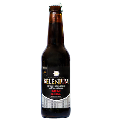 Brune N°4 - Belenium - Une Petite Mousse
