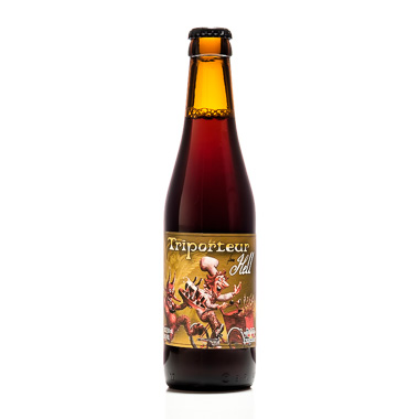 Triporteur From Hell - Belgian Original Maltbakery - Une Petite Mousse