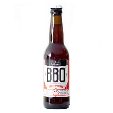 BBO Red ale - Bellenaert - Une Petite Mousse