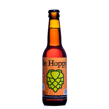Be Hoppy - Bière de Sedan - Une Petite Mousse