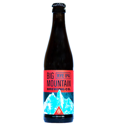 Rye IPA - Big Mountain Brewing Company - Une Petite Mousse