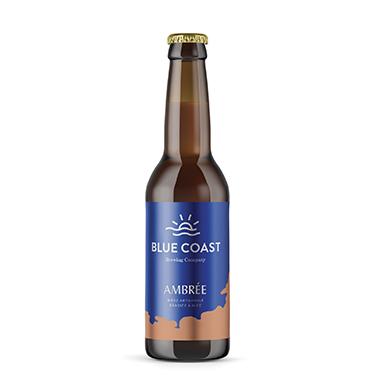 Bluecoast ambrée - BlueCoast - Une Petite Mousse