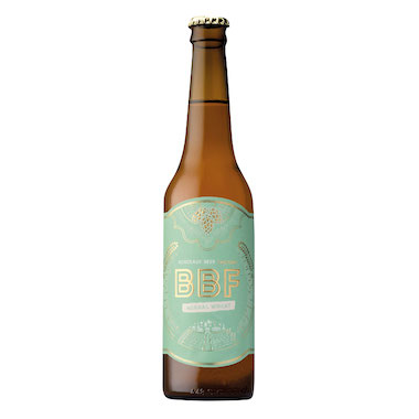 BBF Herbal Wheat - Bordeaux Beer Factory - Une Petite Mousse