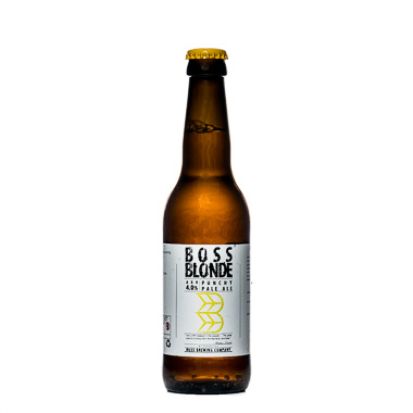 Boss Blonde - Boss Brewing - Une Petite Mousse