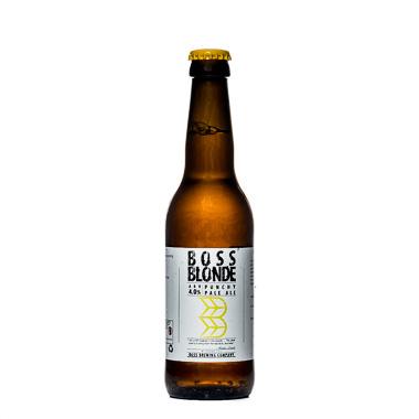 Boss Blonde - Boss Brewing - Une Petite Mousse
