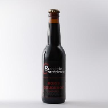 Boris Goudenov - Brasserie Corrézienne - Une Petite Mousse