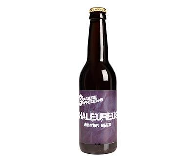 Chaleureuse Winter Beer - Brasserie Corrézienne - Une Petite Mousse