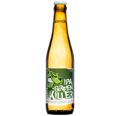 Green Killer - Brasserie de Silly - Une Petite Mousse